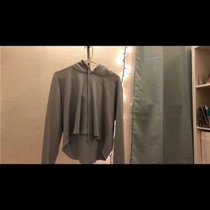 Blur brandy hoodie